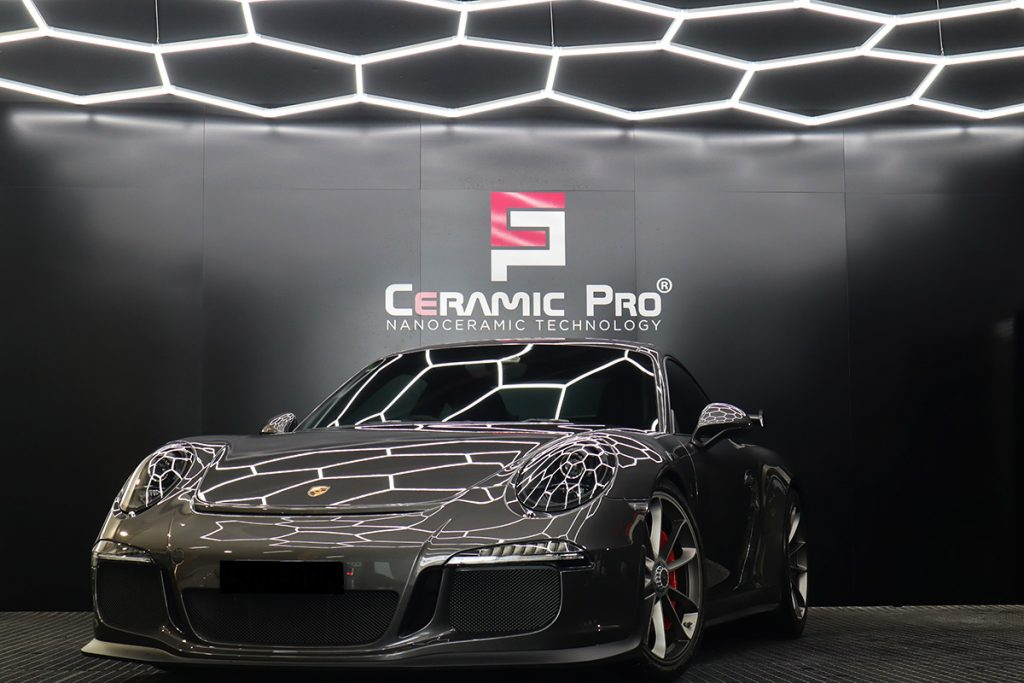 Porsche - Ceramic Pro Paint Protection Sydney